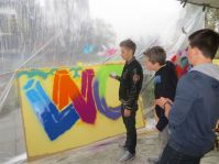 Graffiti / Hip Hop Anlass Herbst 2012 Emmen - Rothenburg