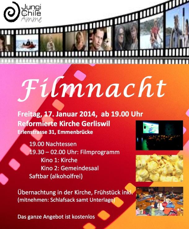 140117 Flyer Filmnacht