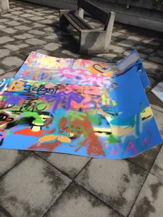 Spray und HipHop Event 2014