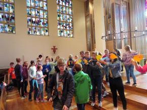 5. Jugendtag in derLukaskirche